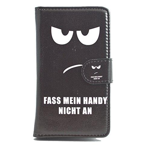 ikracase Slide Design Hülle für Archos 50d Neon Tasche Case Cover Schutzhülle Smartphone - Design 2