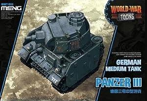 MENG-Model Tanque 918056III Maqueta de