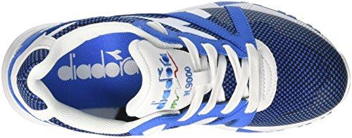 Diadora N9000 Arrowhead, Sneaker a Collo Basso Unisex – Adulto Blu (Blu Campanula)