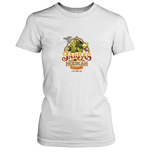 TEXLAB - SW: Jabba's Lounge - Damen T-Shirt, -