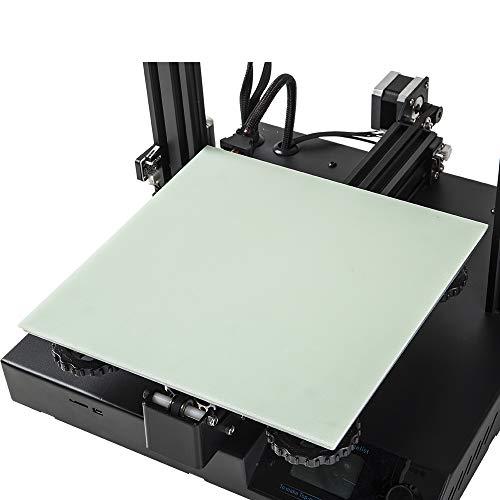 Comgrow Mamorubot 3D-Drucker Polypropylen-Bauplatte 235 * 235mm für Ender-3 Ender-3X Ender-3 Pro