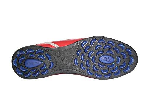 AGLA , Chaussures pour homme spécial foot en salle Grey/Red