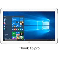Teclast Tbook 16 Pro 2-en-1 Ultrabook Tablet PC con Windows 10 +