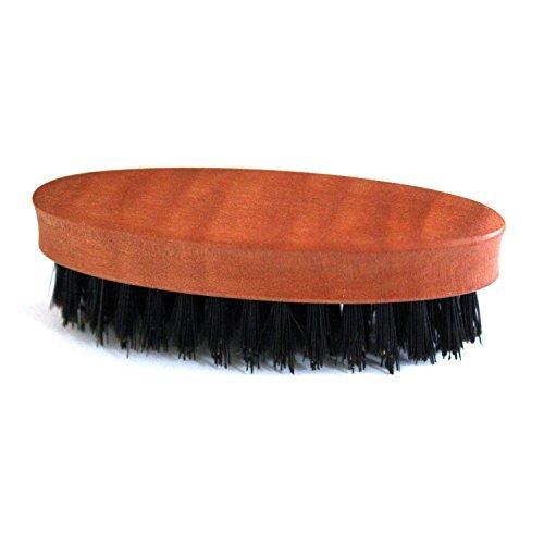 Redecker - Brosse à barbe en bois de poirier