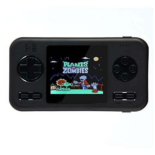 MOGOI 7,1 cm Game Handheld-Konsole Retro Mini Video FC PVP Game Player Gameboy 416 Spiele Reise Tragbares Gaming System Built-in 8000 mAh Power Bank Qi Wireless Charger USB C Schnelles Aufladen Typ C (Gaming-konsolen-system)