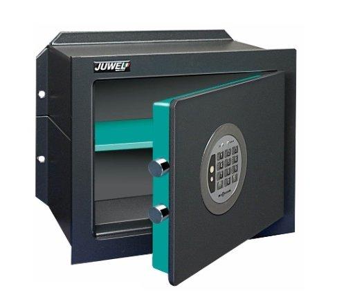 JUWEL Cassaforte a muro elettronica digitale 315×465×292 mm ELERUNNER 5666