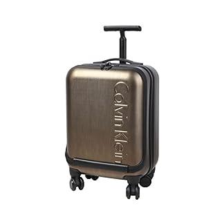 Calvin Klein  Trolley para portátiles, 55 cm, 40 L, Dorado