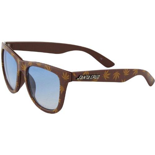 Santa Cruz Sunglasses High Life Caramel, One Size