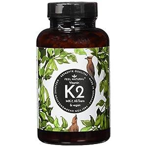Vitamin K2 MK-7 Natto vegan Tabletten