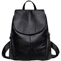 f73ba859e2 Xinwcang Donna Vintage Casual Zainetto Zaino Ecopelle Borse a Tracolla  Backpack Zaini per la Scuola Delle