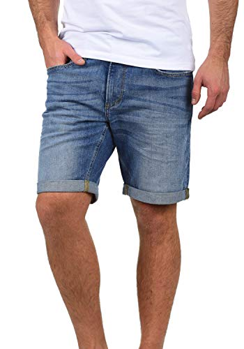 BLEND 20701499ME Denim Shorts, Größe:XL;Farbe:Denim Lightblue (76200) -