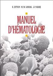 Manuel d'hématologie, 5e édition