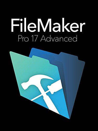 Filemaker Pro 17 Adv Retail Box|Professional|1 Gerät|unbegrenzt|PC/Mac|Disc|Disc