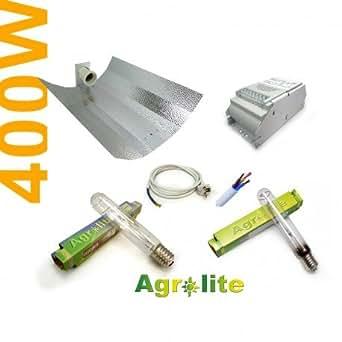 Kit lampe 400W MH/HPS Agrolite - ETI
