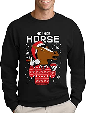 Green Turtle T Shirts Horse Mask Ugly Christmas Sweater
