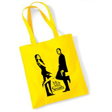 Mr and Mrs Smith Sac Jaune