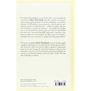 El Milagro De Mindfulness (Biblioteca Thich Nhat Hanh)