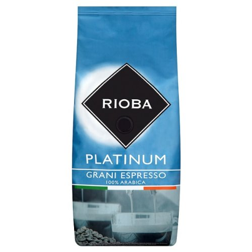 Rioba Platinum Grani Espresso 1000g