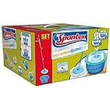 Spontex Set lavapavimento Full Action System Plus avec serpillère Seau et strizzatore