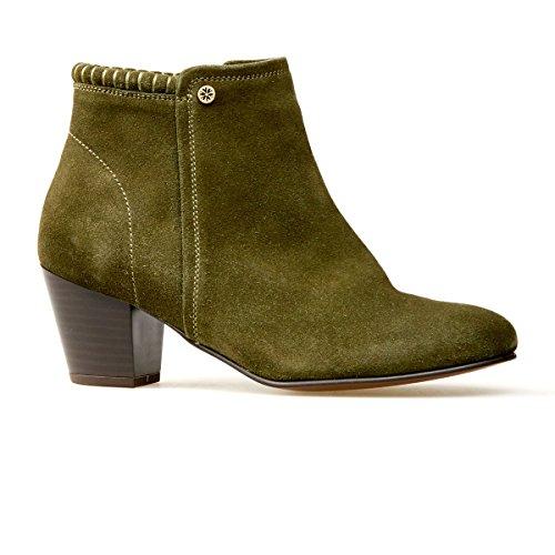 Van Dal Women's Crawford Boots Moss 4.5 UK