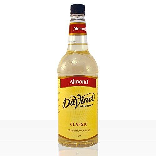 Da Vinci Gourmet Flavour Sirup Mandel 6 x 1000ml Kaffeesirup