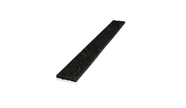 80 x 8 mm Bitumen-Filz Auflagefuge f/ür Glasbausteine in 10cm St/ärke 1,5 Meter