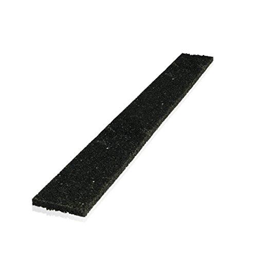 Bitumen-Filz Auflagefuge für Glasbausteine in 8cm Stärke 2 Meter - 60 x 8 mm