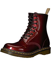 82eff585867 Amazon.fr   Dr martens - Rouge   Chaussures femme   Chaussures ...
