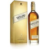 Johnnie Walker Gold Label Reserve Premium Blended Scotch Whisky, 70 cl