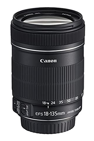 Canon Objectif EF-S 18-135 mm f/3,5-5,6