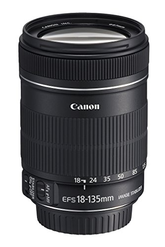 Canon Obiettivo EF-S 18-135 mm f/3.5-5.6 IS