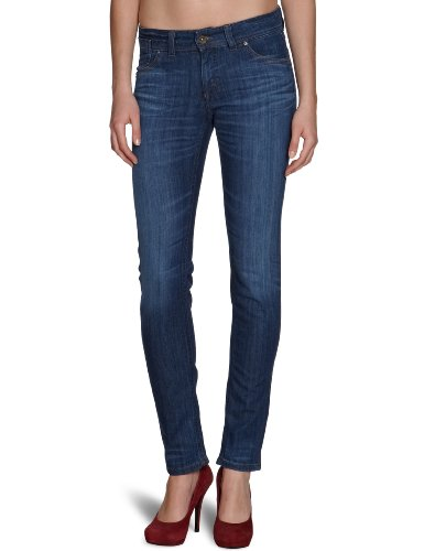 Marc O'Polo - Jeans, Donna, Blu, 46/48 IT (33W/34L)