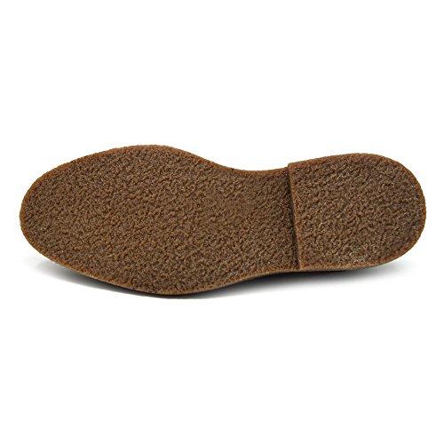 Xelay - Stivali uomo Dark Brown