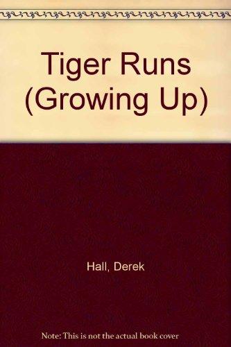 Tiger runs