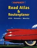 Road Atlas & Routenplaner: USA - Kanada - Mexiko (Atlanten) -
