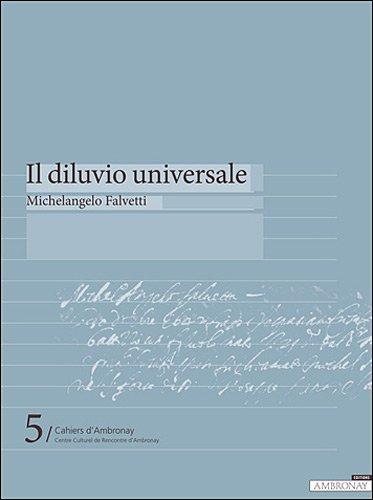 Il diluvio universale de Michelangelo Fa...