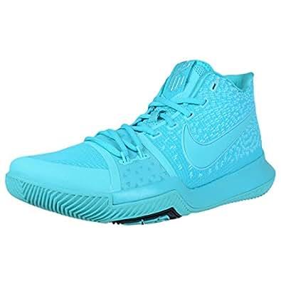 Nike Kyrie 9. 3 Hombre Fashion Sneakers 852395 41 9. Kyrie 5 AquaAqua Negro d14953