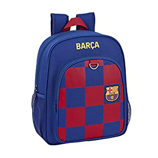 41CFTBxm ZL. SS324  - FC Barcelona Mochila Grande Adaptable a Carro
