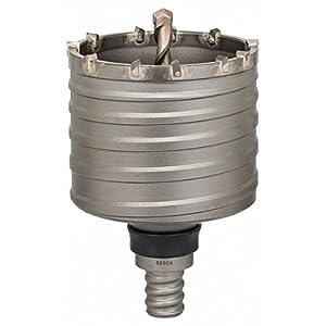 41CFViDCnBL. SS300  - Bosch 2 608 580 524 - Corona perforadora hueca SDS-max-9-100 x 80 mm (pack de 1)