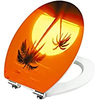 Cornat Magic Motion WC-Sitz Tropi Sunrise KSDSC803
