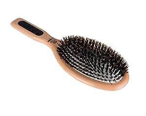 Kent Brushes Pf07 Oval Paddle Pure Bristle Brush