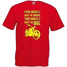 N4685 Camiseta The bike t shirts