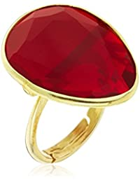 Córdoba Jewels | Sortija en Plata de Ley 925 bañada en Oro.