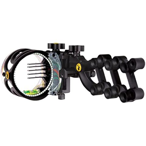 React 5 Pin Black Sight Right (Camo 5 Pin)