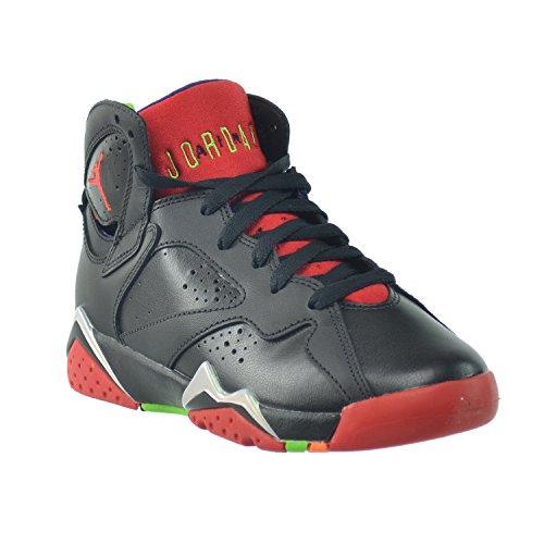 Nike, Sneaker bambini 38.0 blck/unvrsty rd-grn pls-cl gry