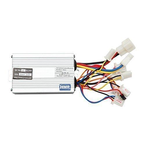 Hallomotor  36V//48V 250-350W 20A Ebike Brushless Controller -Ebike LCD+Throttle