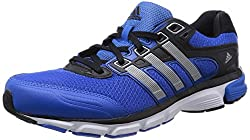 adidas, Nova Cushion M, Men's Running Shoes, Navy Blue