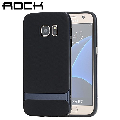Sanchars-for-samsung-galaxy-s7-edge-case-ROCK-Royce-Luxury-PC-Silicone-For-samsung-s7-edge-Case-Hybrid-Slim-S7-edge-Retail-packing-Blue