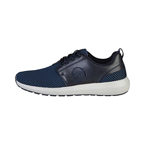 Chaussures baskets homme bleues Tacchini FRIENDS_ST623158_03_Darknight