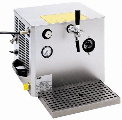 Zapfanlage, Verwendungsfertige Schankanlage 1-leitig, 35 Liter/h